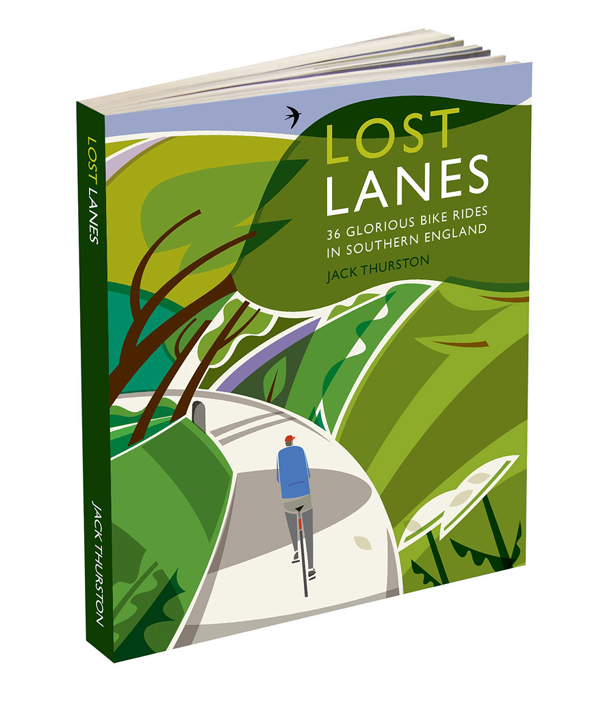 Lost lanes book cover