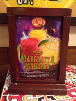 Small Of Chilis Drink Menu