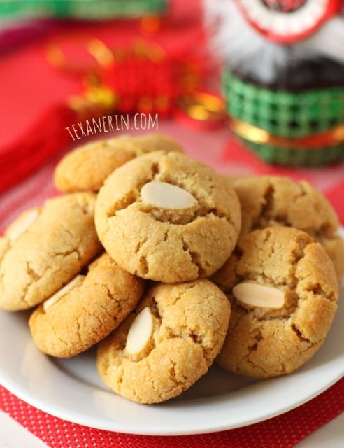 Paleo Chinese Restaurant Almond Cookies