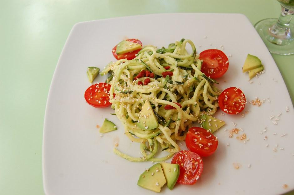 Vegetarian food in Dubrovnik