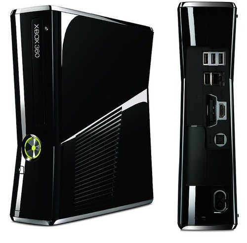 Xbox 360 Slim: Version Ligera de la Xbox 360