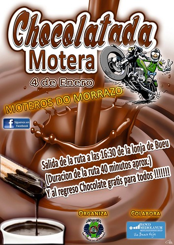 Chocolatada Motera - Bueu