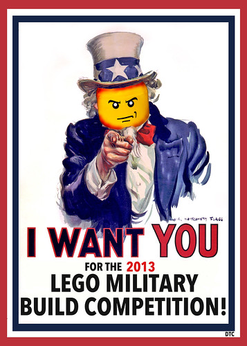 2013 Lego Military Build Competition