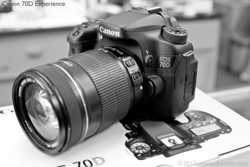 Canon 70D  unbox unboxing book manual guide tutorial hands on tips tricks