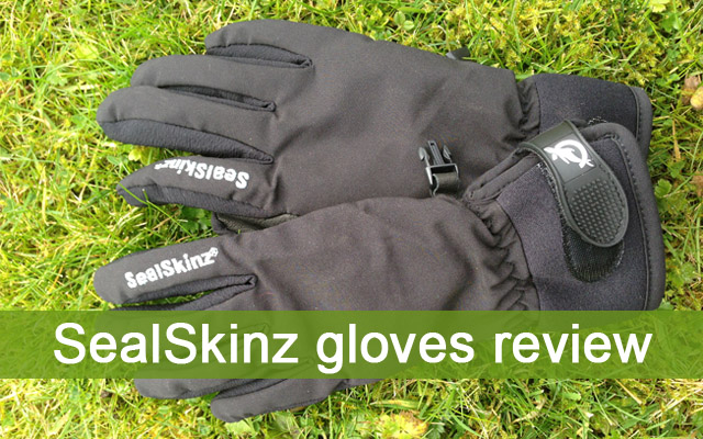 SealSkinz Ladies Gloves Review