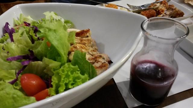 Kyochon salad