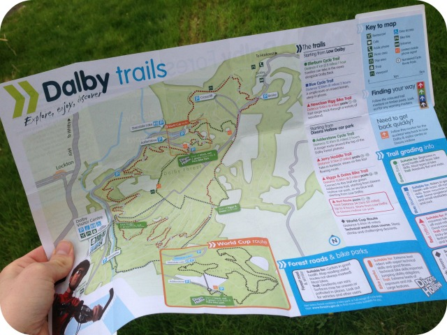 Hiring mountain bikes in Dalby Forest  The Thrifty Magpies Nest