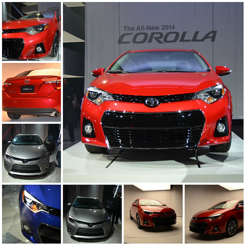 Toyota collage 4