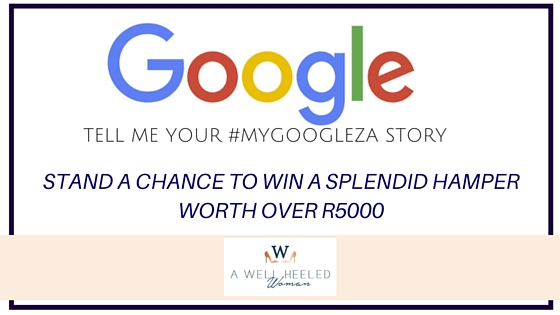 #mygoogleza campaign my story about how google saved the day, what is your story