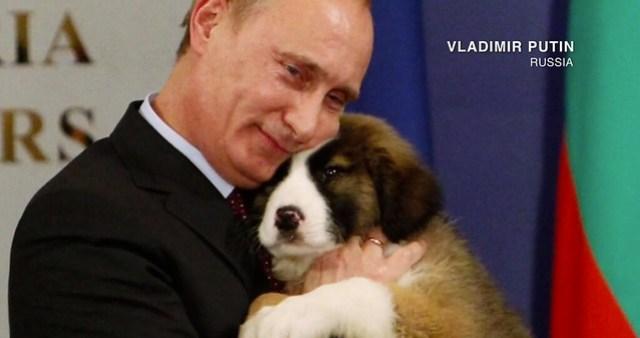 Tyran Vladimir Poutine