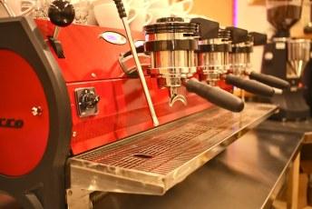 Ferrari make my coffee