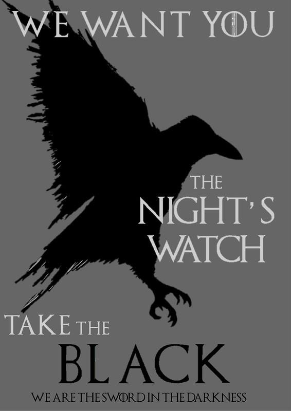 Nights Watch Recruitment