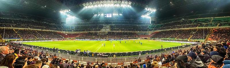 Stadion Giuseppe Meazzy ? Stadion San Siro w Mediolanie
