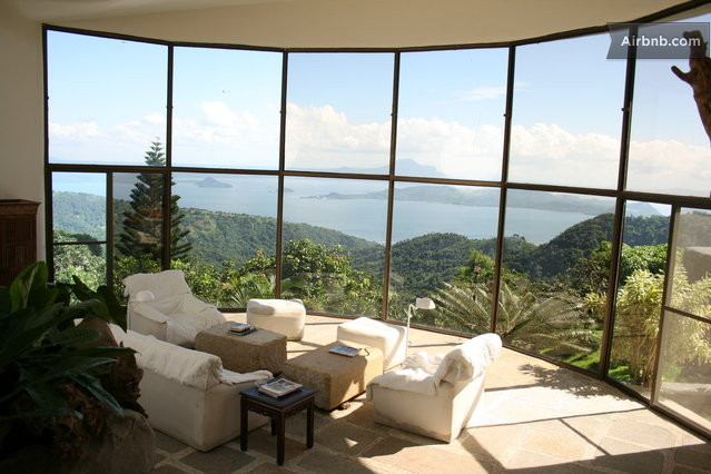 Chilline's T House in Tagaytay