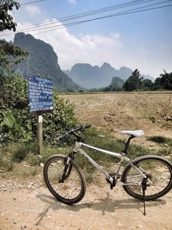 Vang Vieng Mountainbike