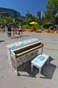 Free Range Piano Robson Street