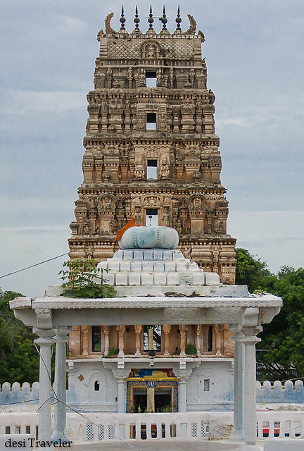 Lord Rama Temple ammapalle cinemagudi