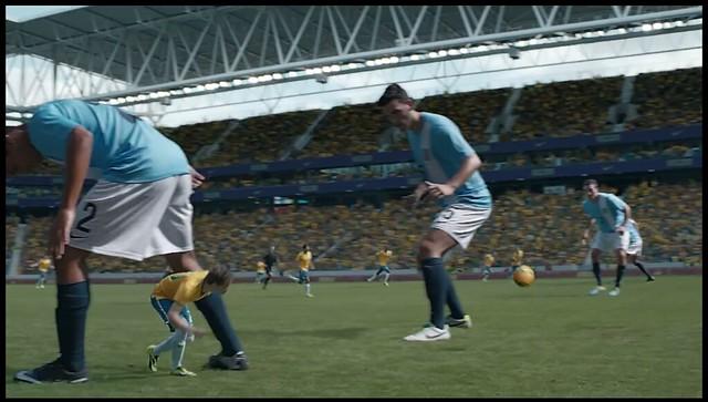 Brésil nike 4