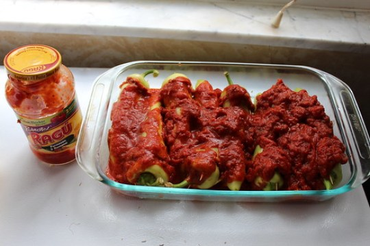 Stuffed Hot Pepper Recipes