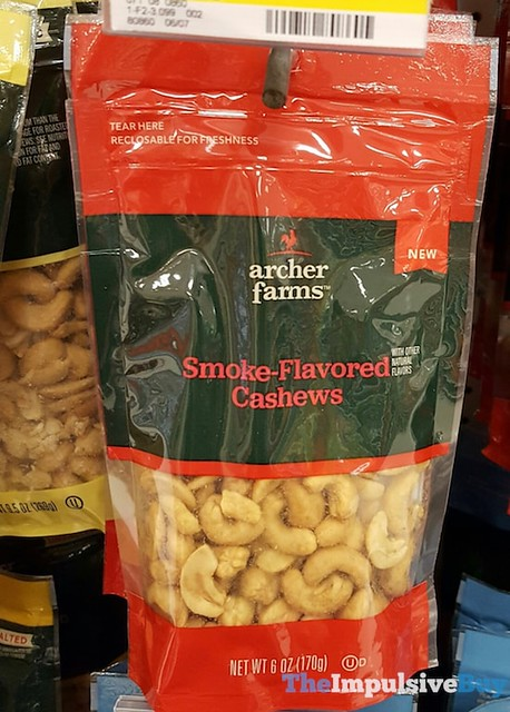 Archer Farms Smoke-Flavored Cashews