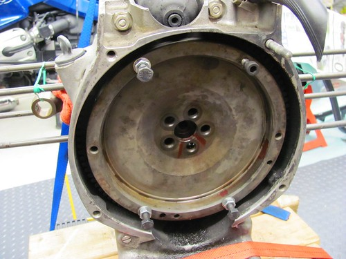 Flywheel Long  Bolts to Help Pull it Off