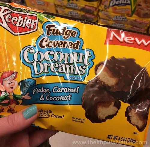 Keebler Fudge Covered Coconut Dreams Cookies