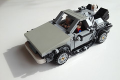 My Tweaked DeLorean