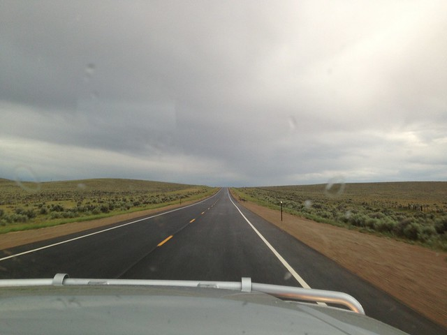 Highway 89, Wyoming, 2013