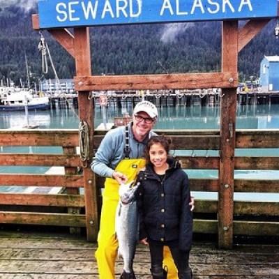 fishing trip in alaska
