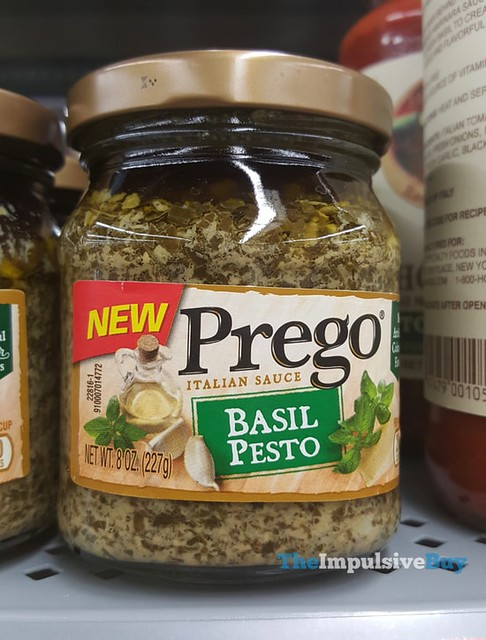 Prego Basil Pesto Italian Sauce
