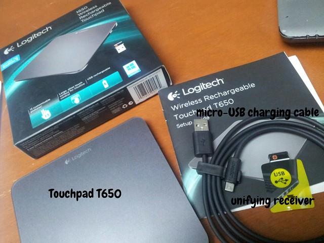 Logitech T650