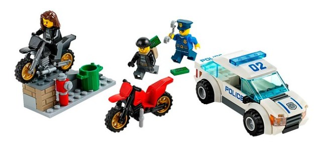 60042 High Speed Police Chase