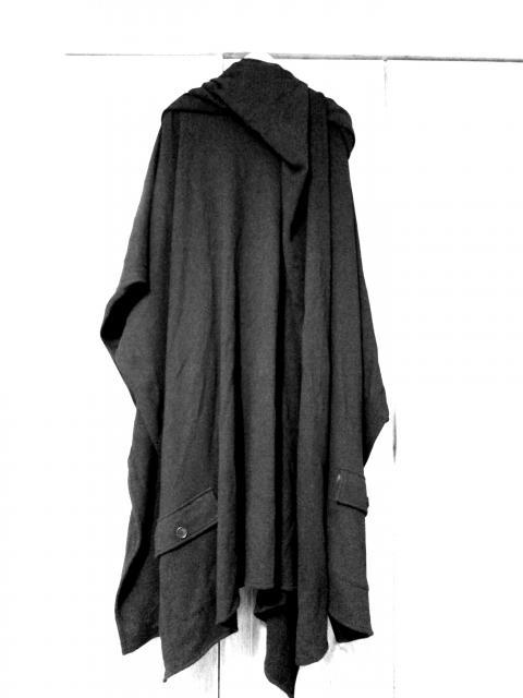 yohji yamamoto pour homme fw12 multi-layered cape 2