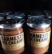 Vegan Chocolate    Earnest Ice Cream