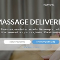 Urban Massage 'Home Delivery' Massage Service for London