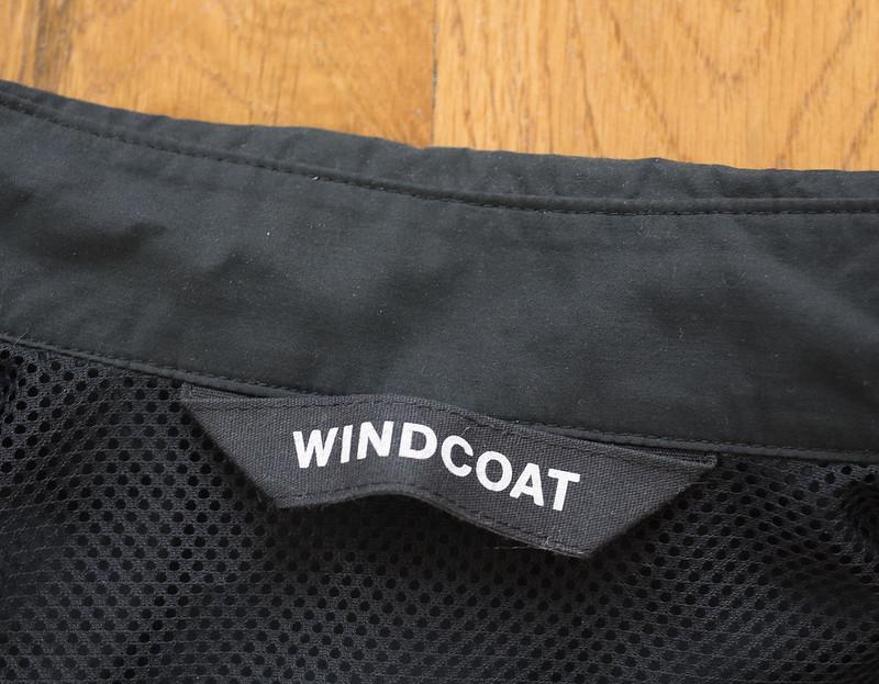 Issey Miyake Windcoat Coat