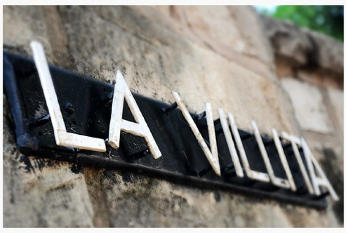 Sign La Villita Arts District San Antonio Texas DSC_4939x by Dallas Photoworks