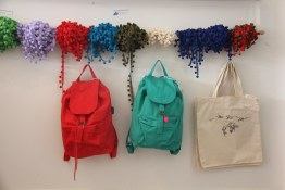 Collage Collage Colourful Backpacks