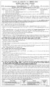 RPET 2013 Counselling Important Instructions for filling Option Form