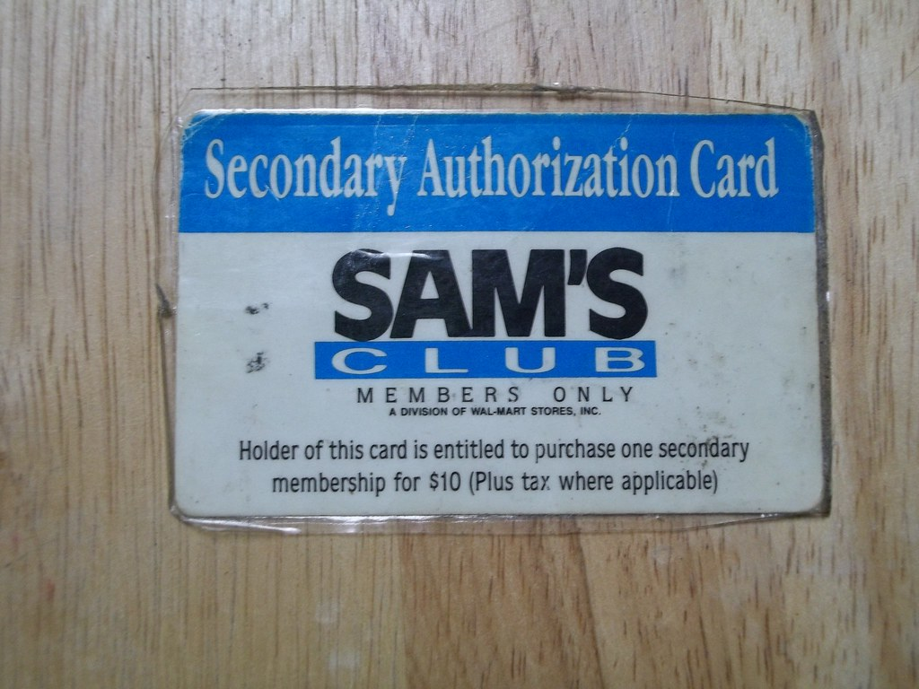 Extraordinary Club Secondary Authorization Card Most Flickr Photos Picssr Sam S Club Photo Cards Search Sam S Club Photo Cards Black Friday dpreview Sams Club Photo Cards