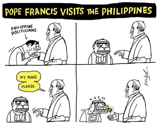 DengCoy Miel cartoon