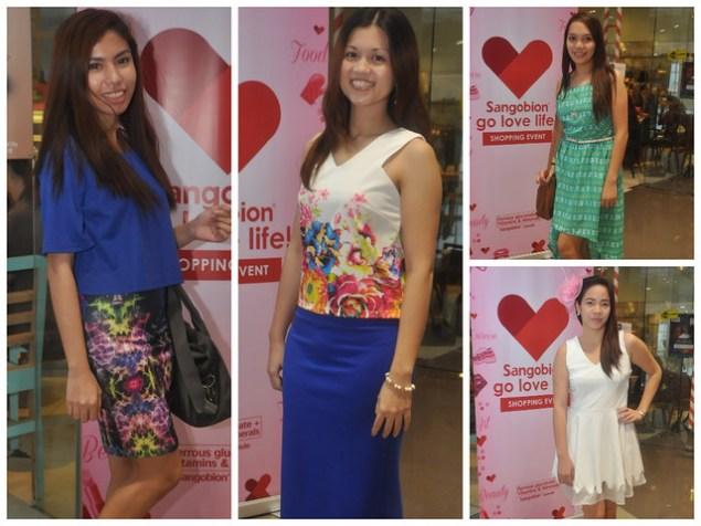 Sangobion shopping winners