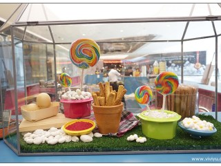 [2014曼谷]六星級貴婦百貨CENTRAL EMBASSY~ISSAYA甜點下午茶