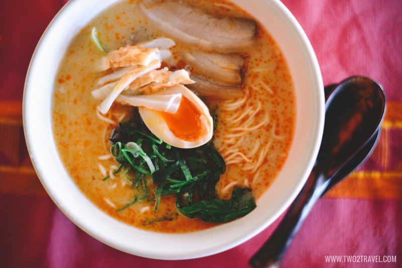 Tonkotsu Ramen, Baguio Country Club / © Owen Ballesteros www.two2travel.com