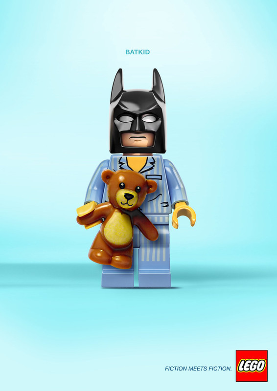 Lego - Fiction meets Fiction BatKid