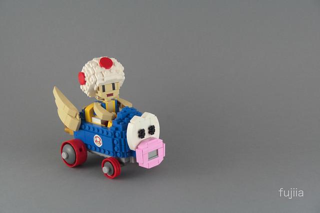 Mario Kart - Toad