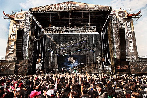 Hell and Heaven: Festival Mexicano de Metal y Rock Pesado