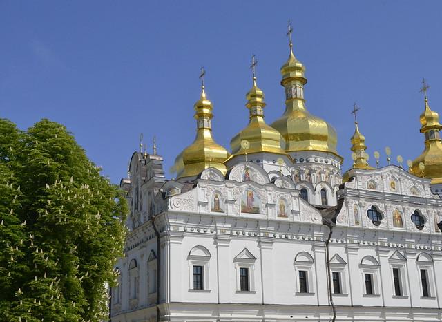 48 Hours in Kiev_Lavra Church