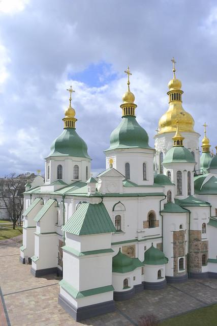 48 Hours in Kiev_St. Sophia's