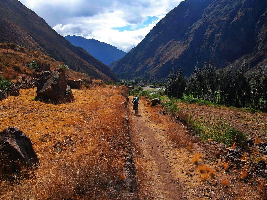 Backroads to Ollaytantambo